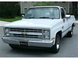 Silverado chevy 1987 silverado : Silverado » 1987 Chevrolet Silverado For Sale - Old Chevy Photos ...