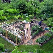 Small Picture Planning Vegetable Garden Layout The Vegetable Garden Planner
