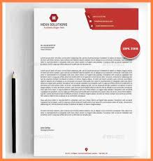 Company Letterhead Templates Delectable Letterhead Samples Word Simple Resume Examples For Jobs