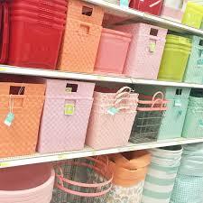 pillowfort storage bin basket options target