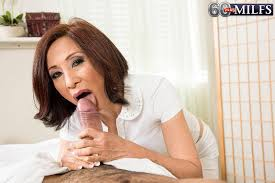 Chinese grandmother blow job