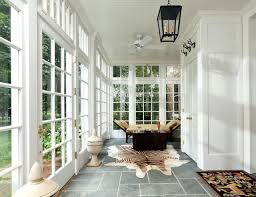 Interior Traditional Sunroom DC Metro by KohlMark Architects