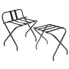 Luggage Racks For Guest Rooms Gorgeous Hotel Motel Luggage Racks National Hospitality Supply