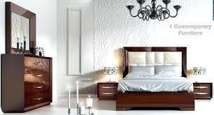 modern italian bedroom set modern bedroom