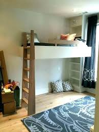 loft bed setup ideas. Plain Loft Hanging Loft Bed Suspended Ideas  Com Plans  Inside Setup I