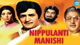 Taraka Rama Rao Nandamuri Nippulanti Manishi Movie