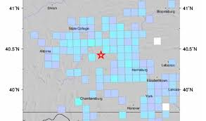 The scale is a logarithmic scale, which means each. How Strong Is A 3 4 Magnitude Earthquake The Richter Scale Explained Pennlive Com