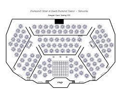 Desert Diamond Casino Seating Chart Exhaustive Desert