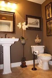 Bathroom  Bathroom Ideas Gallery Cabinets Modren Ideas Design - Half bathroom remodel ideas