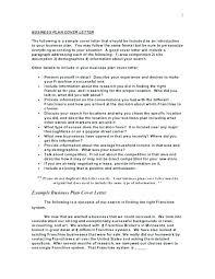 Business Introduction Example Bridgeoflochay Co