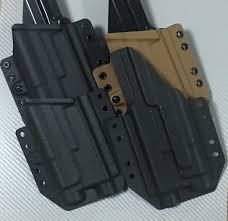 lighted holster