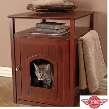 litterbox night stand for pets with towel rail pet house with smart design fits in