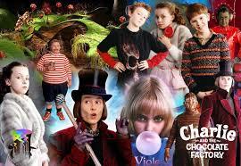 Charlie and the Chocolate factory Tim Burton Project | Charlie chocolate  factory, Chocolate factory, Oompa loompa