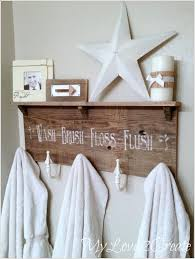towel hanger ideas. 15 Cool DIY Towel Holder Ideas For Your Bathroom 9 Hanger Pinterest