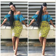 Best African Designs For Ladies The Best African Print Dress Styles For Ladies 2019