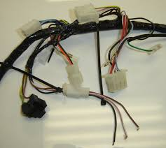 out of stock*** 1984 1985 rz350 (usa) wiring harness 48h 82590 50 Reproduction Wiring Harness reproduction replacement main wiring harness for the us rz350 (1984 1985) includes updated fuse box with modern mini spade type fuses reproduction wiring harness 50 chevy truck