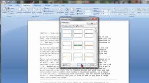 Make Resume In Word Creating Resumes In Microsoft Word 2007 Making