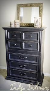 black painted furniture ideas. Black Distressed Dresser Best 20 Furniture Ideas On Pinterest With Regard To 5 Painted -