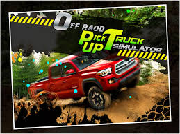 Offroad Pickup Truck Simulator | Apps | 148Apps