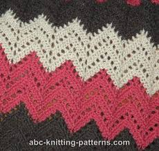 Ripple Afghan Patterns Stunning Lace Ripple Afghan This Site Has A GREAT Menu For Lots Of
