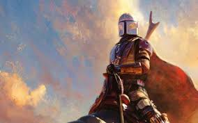 A wallpaper concept for season 2 of the mandalorian. 181 The Mandalorian Hd Wallpapers Background Images Wallpaper Abyss