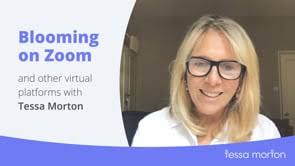 Watch Blooming on Zoom and other virtual platforms Online | Vimeo On Demand  on Vimeo