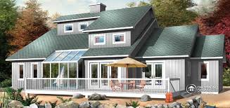 shed house plans. Shed Style Home Plans Designs From HomePlans Com House