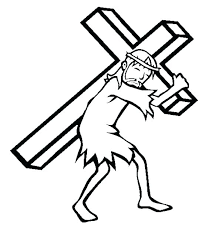 Cross Color Pages On Cross Coloring Page Coloring Pages Of A Cross