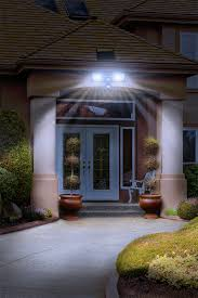 Nature Power 60 Led Solar Security Light Nature Power Dual Head 120 Led Solar Security Light