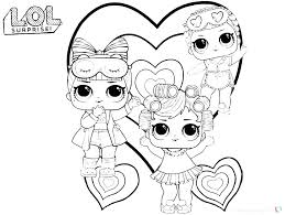 Doll Coloring Pages Doll Coloring Pages Dolls Coloring Pages