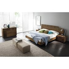 Modern Platform Bedroom Set Modern Customizable Bedroom Set Modern Platform Bed King Bed Size
