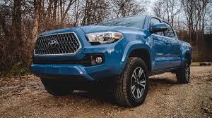 2019 Toyota Tacoma Review Not An Ideal Daily Driver Roadshow