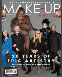 naomi bakstad on twitter my beautybreakdown of verafarmiga now available in the 20th anniversary makeupartistmag fantastic issue