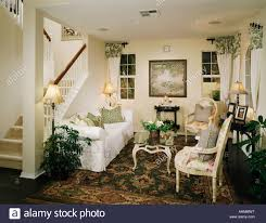 Old Style Living Room Living Room Interior Of An Victorian Style English Manor House