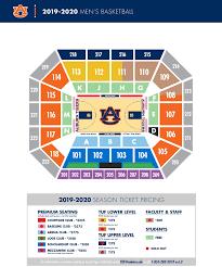 Capital One Arena Seating Chart Basketball 79 Efficient Auburn Basketball Arena Seating Chart