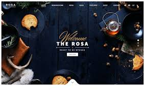 Wp Restaurant Themes Top 14 Best Wordpress Restaurant Themes For Pubs Cafes