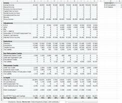 Excel Retirement Template Free Budget Calculator