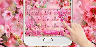 Pink <b>Summer Flower</b> Keyboard - Apps on Google Play