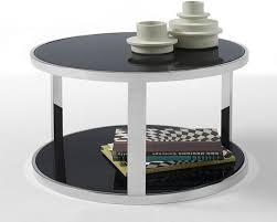 round glass top dining sets black glass top round end table
