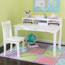 Kids Desk With Storage Kidkraft Avalon Desk With Hutch Hayneedle