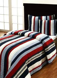 boys striped bedding boys striped bedding king size nautical ocean themed sets for bedroom home improvement