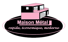 maison métal la maison à ossature