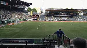 Providence Park Seating Chart Timbers Providence Park Section 115 Row G Seat 17 Portland