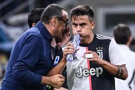 Maurizio Sarri Talks Cristiano Ronaldo Fitness, Calls Paulo ...