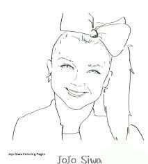 Jojo Siwa Coloring Pages Inspirational Jojo Siwa Coloring Sheets