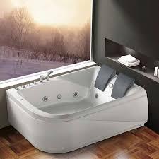 corner bathtub acrylic double k1215