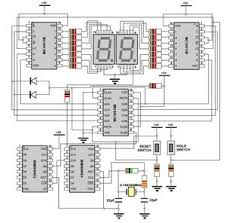 digital ac voltmeter circuit diagram the wiring diagram digital voltmeter circuit diagram automation control blog circuit diagram