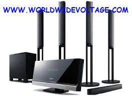 wireless home sound system. sony dav-f500 region free wireless home theater system sound