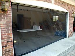 screened in garage doorGarage Roll Up Garage Door Screens  Home Garage Ideas