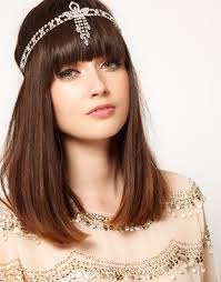 1920s Long Hair Style pix for flapper hairstyles for long hair with headband 3390 by wearticles.com